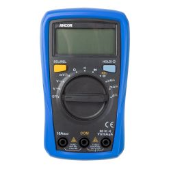 Ancor 8 Function Handheld Digital Multimeter