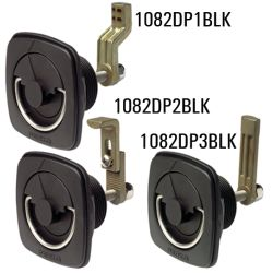 3/8 TO 3IN WHT FLUSH LATCH