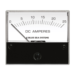 DC Analog Ammeters