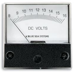 DC Micro Analog Voltmeters