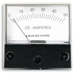 DC Micro Analog Ammeters