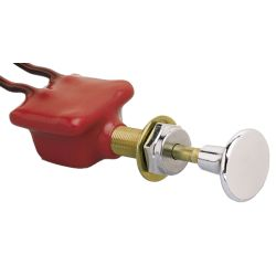 2 POS. PLASTICIZED PUSH-PULL SWITCH