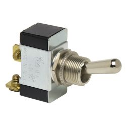 Toggle Switches: Single Pole, Heavy Duty