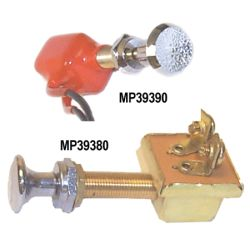 Off-On Push Pull Switches