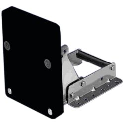 Stationary Outboard Motor Bracket