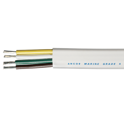 16/4 FLAT TRAILER CABLE (100FT)