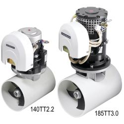 185TT4.0KW 5.4HP 12V BOW THRUSTER