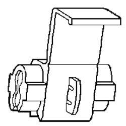 18-14 SPLICE CONNECTOR (100)