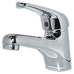 Ceramic Single Lever Basin Mixer
