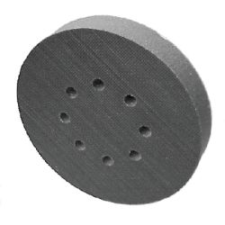 6IN MED VEL PAD REPLACABLE VELCRO