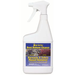Boat Bottom Cleaner - Barnacle & Zebra Mussel Remover