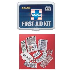 RUNABOUT RAK FIRST AID KIT (38PC)