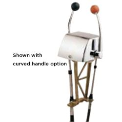 TWO HANDLE TOP MOUNT CONTROL