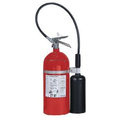 Pro Line 10 CD CO2 Fire Extinguisher  -  Class 10-B:C