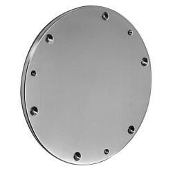 Detachable Stanchion Plate