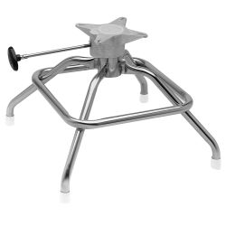 STAINLESS STEEL CHAIR STAND