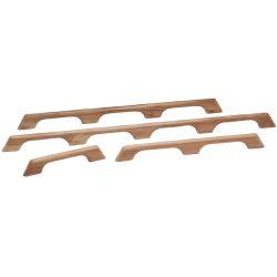 Teak Handrails