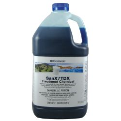 GA BOTTLE TDX CHEMICAL