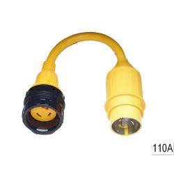 30A 125V(F) TO 50A 125V(M) ADAPTER