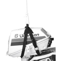 MOTOR CADDY OB HOISTING HARNESS