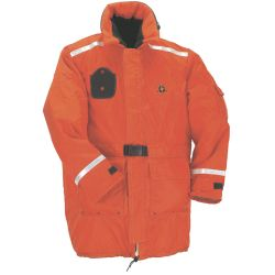 TYPE III FLOAT COAT/BELT MED ORANGE