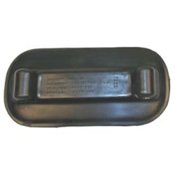 PAD FOR INFLATABLE DINGHY EA BLACK