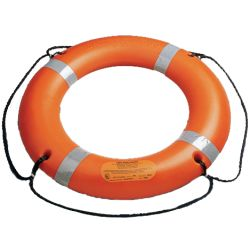 30IN OR RING BUOY/TAPE USCG IV/SOLAS