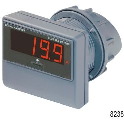 0-150A AC DIGITAL AMMETER