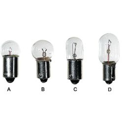 Miniature Bayonet Base Bulbs