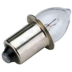 Miniature Flange Base Light Bulb