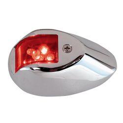 Fig. 602 - LED Side Lights, Chrome
