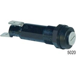 Fuse Holder - Water Resistant - Panel Mounted, Fuse Holder with Screw Driver Head