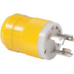 30A 125V(M) TWIST LOCK PLUG