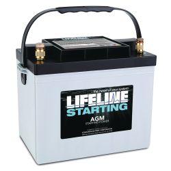 START BATTERY 12V 57A 38# LIFELINE