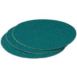 "3M 01506 Stikit 6/"" Green Corps Fre-Cut 80 Grit Abrasive Disc Roll 100 Discs"