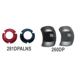 SPARE SIDELIGHT LENS SET RED/GRN
