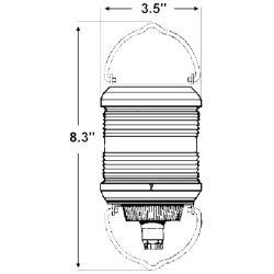 Series 40 All-Round Hoisting Lights