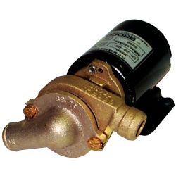 12V BOOSTER PUMP 1/2IN FNPT IN/OUT