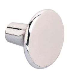 3/4IN CHROME KNOB