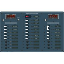 AC/DC PANEL 18DC/8AC POS MULTIMETER