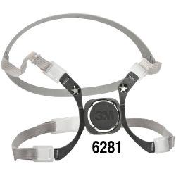HEAD HARNESS  F/6000 HALF RESPIRATOR