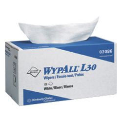 WCP WYPALL L30 WIPERS (120/BX)