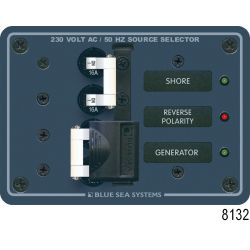 230V A SERIES SOURCE SELECTION 2 MAIN