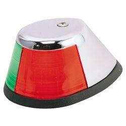Fig. 252 Chrome Bi-Color Navigation Light