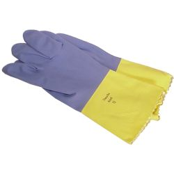 Chemi-Pro® Neoprene Over Natural Latex Gloves