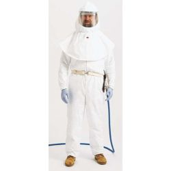 3M™ Supplied Air Respirator Systems Using H-Series Hoods