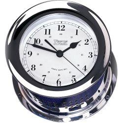 CLOCK CHROME ATLANTIS
