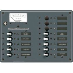 AC Circuit Breaker Sub-Panel