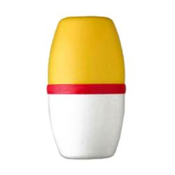 LOK-ON ROPE FLOAT 8INX14IN-YELLOW