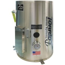 15 GAL. S.S. VERTICAL WATER HEATER